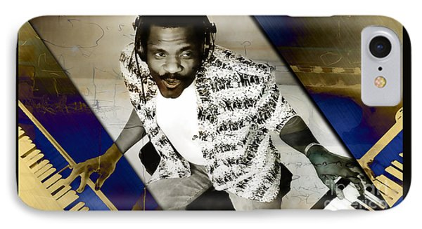 Billy Preston Collection IPhone Case by Marvin Blaine
