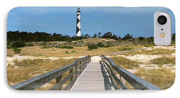 Cape Lookout Lighthouse, Outer Banks IPhone Case