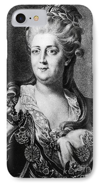 Catherine II (1729-1796) Phone Case by Granger