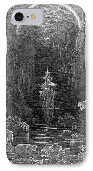 Coleridge: Ancient Mariner Phone Case by Granger