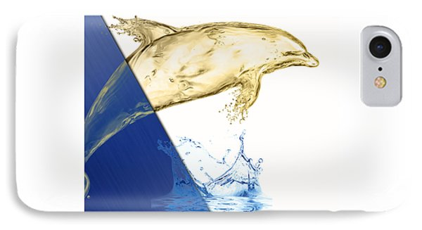 Dolphin Collection IPhone Case by Marvin Blaine