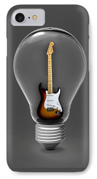 Electric Fender Stratocaster Collection IPhone Case by Marvin Blaine