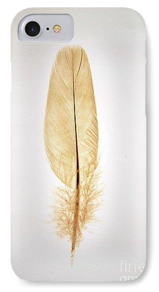Feather IPhone Case by Bernard Jaubert