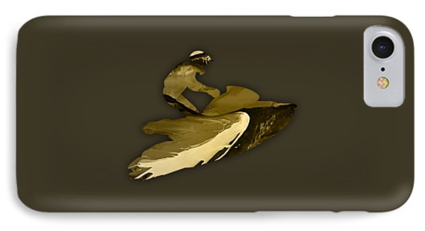 Jet Ski Collection IPhone Case by Marvin Blaine
