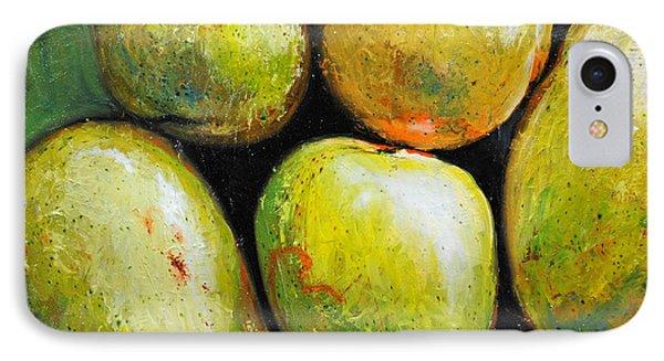 5 Mangos IPhone Case