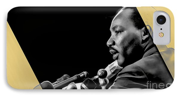 Martin Luther King Collection IPhone Case
