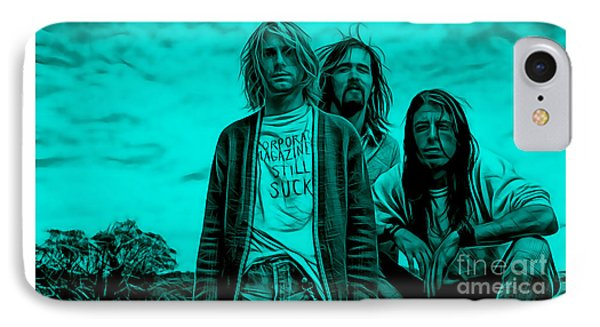 Nirvana Collection IPhone Case by Marvin Blaine