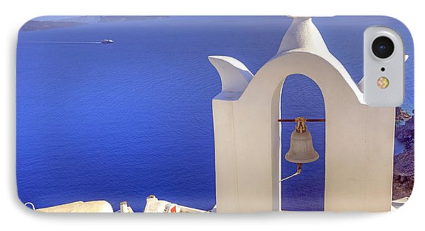 Oia - Santorini Phone Case by Joana Kruse