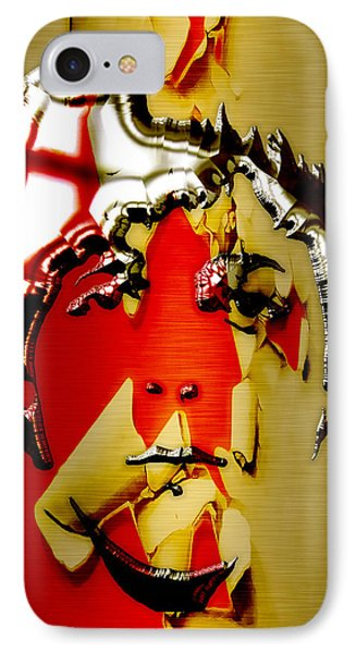 Paul Mccartney Art IPhone Case by Marvin Blaine