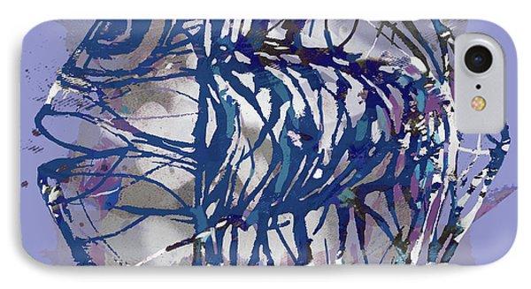 Pop Art Fish Poster IPhone Case