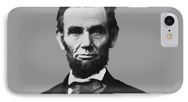 President Lincoln IPhone 7 Case