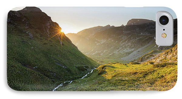 Rila Mountain Phone Case by Evgeni Dinev
