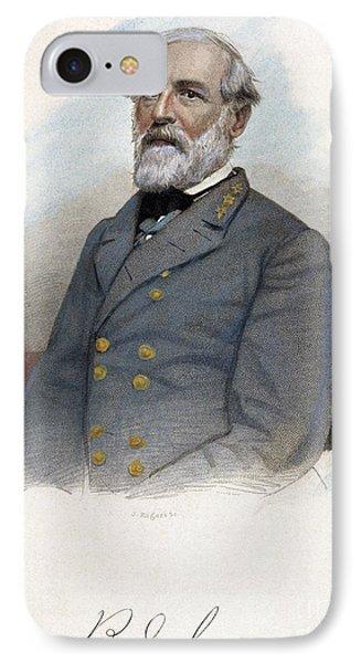 Robert E. Lee (1807-1870) Phone Case by Granger