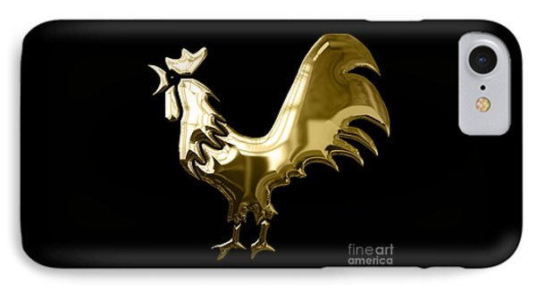 Rooster Collection IPhone Case by Marvin Blaine