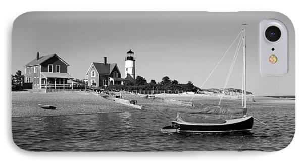 IPhone Case featuring the photograph Sandy Neck Lighthouse by Charles Harden