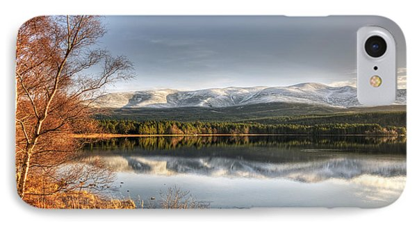 IPhone Case featuring the photograph Scotland by Gouzel -