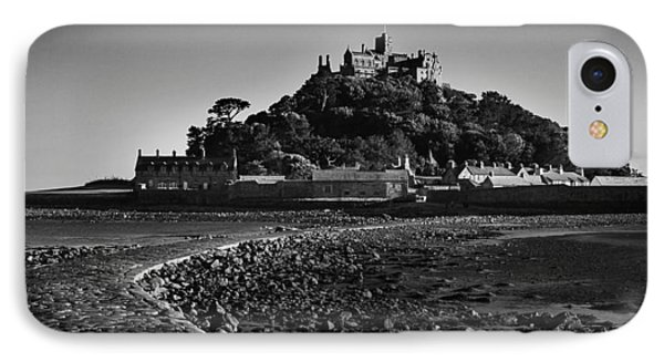 St Michaels Mount IPhone Case by Martin Newman
