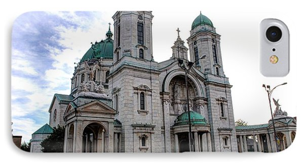 The Basilica IPhone Case by Michael Frank Jr