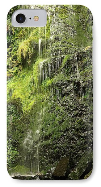 Waterfall Phone Case by Svetlana Sewell