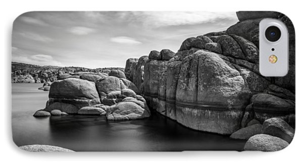 Watson Lake IPhone Case by Jon Manjeot