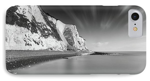 White Cliffs Of Dover IPhone Case by Ian Hufton