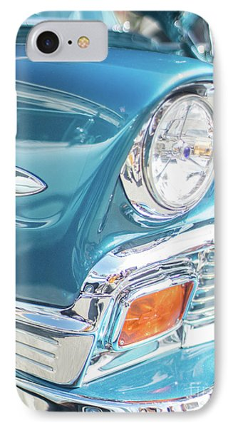 50s Chevy Chrome IPhone Case