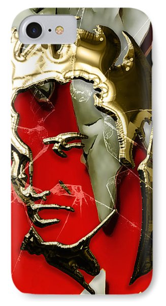 Elvis Presley Collection IPhone Case by Marvin Blaine