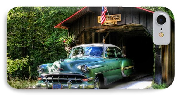 54 Chevy IPhone Case by Joel Witmeyer