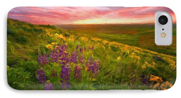 D J Landscape IPhone Case by Victoria Landscapes