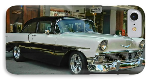 '56 Chevy Hot Rod IPhone Case
