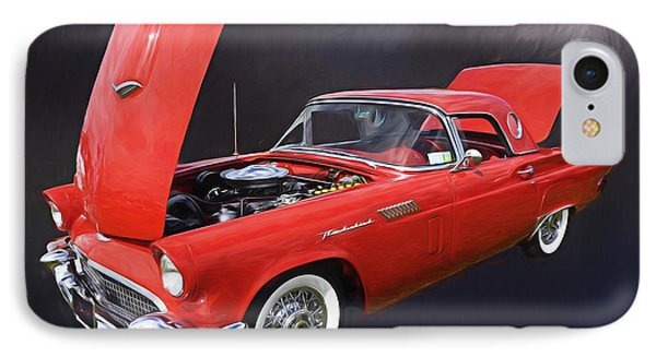 57 Thunderbird IPhone Case