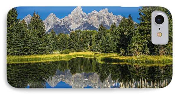 #5700 - Shwabakers Landing, Wyoming IPhone Case