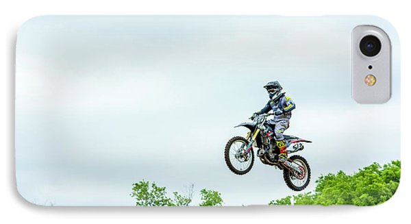 IPhone Case featuring the photograph 573 Flying High At White Knuckle Ranch by David Morefield