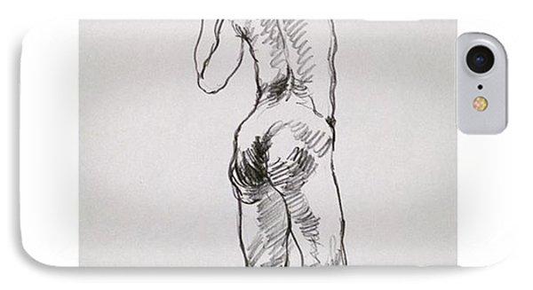 Figure IPhone Case by Naoki Suzuka