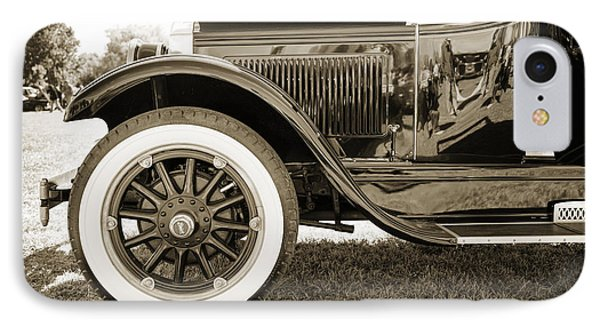 1924 Buick Duchess Antique Vintage Photograph Fine Art Prints 116 IPhone Case
