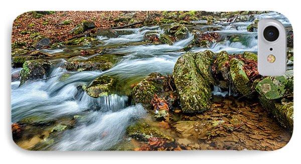 IPhone Case featuring the photograph Aldrich Branch Monongahela National Forest by Thomas R Fletcher