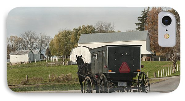 Amish Buggy IPhone Case