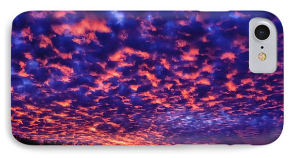 IPhone Case featuring the photograph Appalachian Sunset Afterglow by Thomas R Fletcher