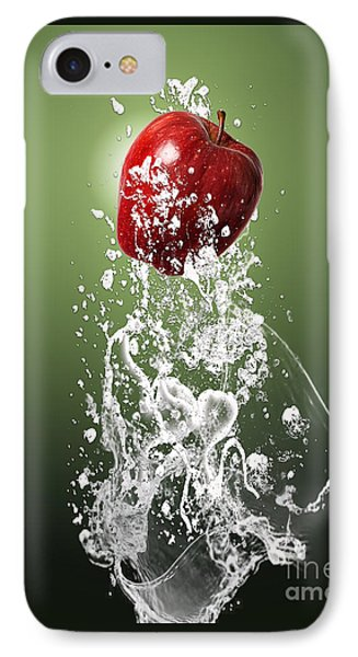 Apple Splash IPhone Case
