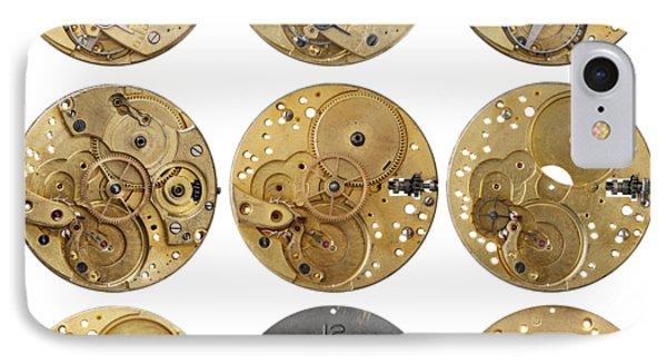 Clockwork Mechanism IPhone Case by Michal Boubin
