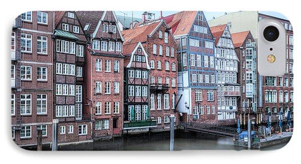 Hamburg - Germany IPhone Case