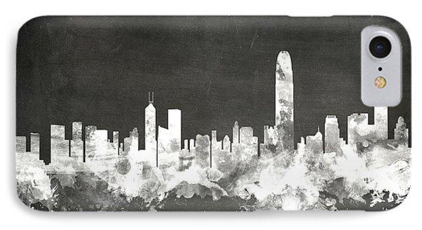 Hong Kong Skyline IPhone 7 Case