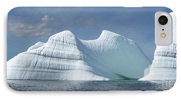 Iceberg IPhone Case by Seon-Jeong Kim