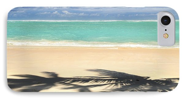 Beach iPhone 7 Case - Tropical Beach by Elena Elisseeva