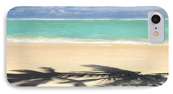 Tropical Beach Phone Case by Elena Elisseeva