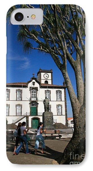 Vila Franca Do Campo Phone Case by Gaspar Avila