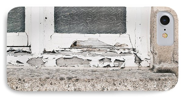 Window Frame IPhone Case by Tom Gowanlock