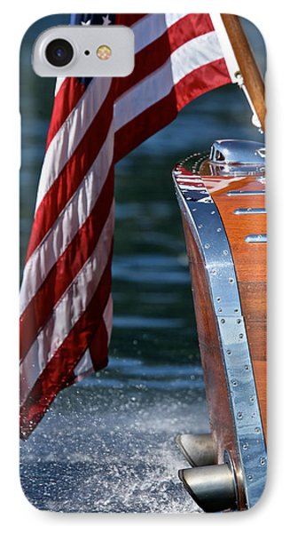 Yacht Ensign IPhone Case