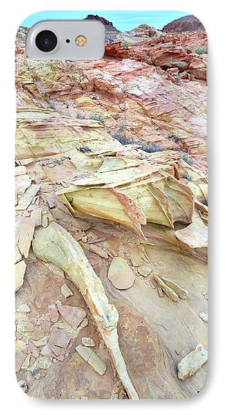 IPhone Case featuring the photograph Valley Of Fire by Ray Mathis