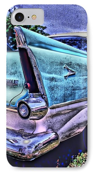 60s Plymouth Phone Case by Corky Willis Atlanta Photography